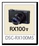 RX100V 「DSC-RX100M5」