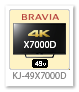 KJ-49X7000D