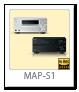 マルチオーディオプレーヤー 「MAP-S1」