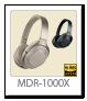 ヘッドホン 「MDR-1000X」