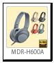 WH-H600A ワイヤレスノイズキャンセリングステレオヘッドセット