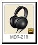 MDR-Z1R ヘッドホン