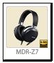 MDR-Z7 ヘッドホン