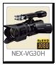 Eマウント採用 レンズ交換型 APS-C ハイビジョンハンディカム「NEX-VG30H」