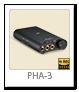 PHA-3 ポータブルヘッドホンアンプ