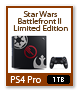 PS4 Pro 「Star Wars Battlefront II Limited Edition」 1TB