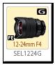 FE 12-24mm F4 G「SEL1224G」