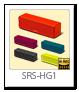 ワイヤレススピーカー 「SRS-HG1」