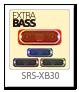 ワイヤレスポータブルスピーカー「SRS-XB30」
