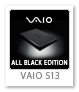 VAIO S13 ALL BLACK EDITION(VJS1121)